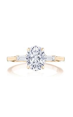 Tacori Simply Tacori Engagement ring 2669OV85X65PK product image