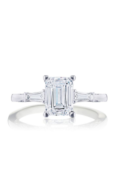 Tacori Simply Tacori Engagement ring 2669EC75X55W product image