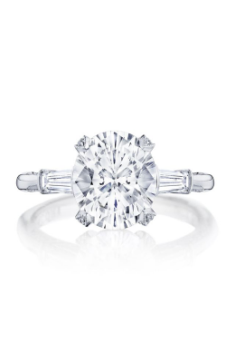 Tacori RoyalT Engagement Ring HT2657OV9X7 product image