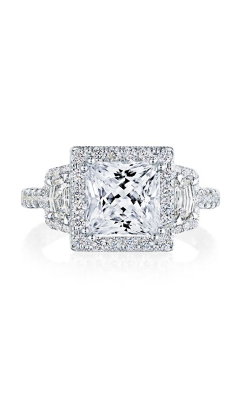 Tacori RoyalT Engagement Ring HT2677PR7 product image
