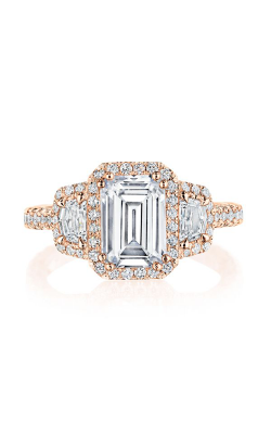Tacori RoyalT Engagement ring HT2677EC85X6PK product image