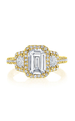 Tacori RoyalT Engagement ring HT2677EC85X6Y product image