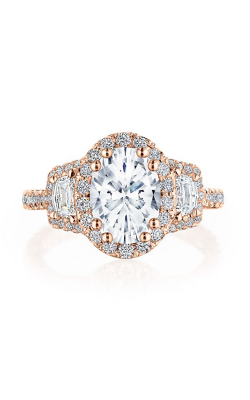 Tacori RoyalT Engagement ring HT2677OV95X7PK product image