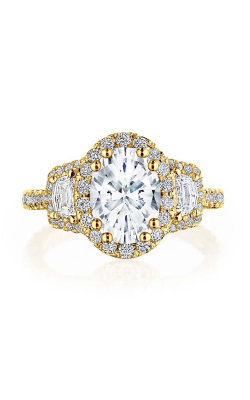 Tacori RoyalT Engagement ring HT2677OV95X7Y product image