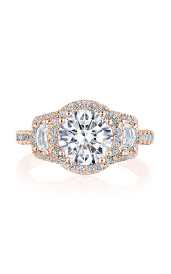 Tacori RoyalT Engagement ring HT2677RD8PK product image