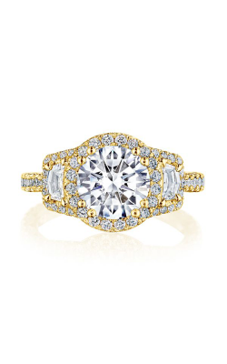 Tacori RoyalT Engagement ring HT2677RD8Y product image