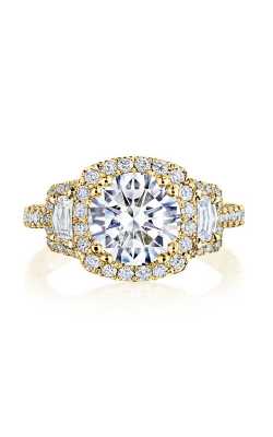 Tacori RoyalT Engagement ring HT2677CU85Y product image