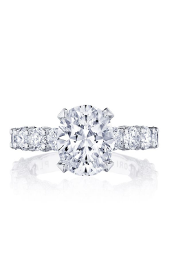 Tacori RoyalT Engagement ring HT2664OV10X8 product image