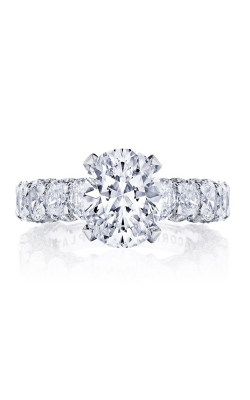 Tacori RoyalT engagement ring HT2665OV10X8 product image