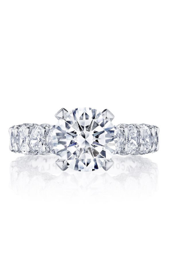 Tacori Classic Crescent Engagement Ring HT2665RD9 product image