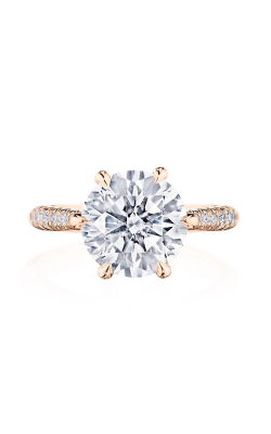 Tacori RoyalT Engagement ring HT2675RD95PK product image