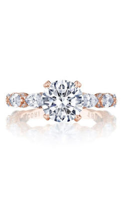 Tacori Classic Crescent Engagement Ring HT2667RD8 product image