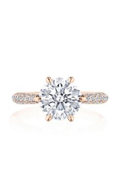 Tacori RoyalT Engagement ring HT2676RD85PK product image