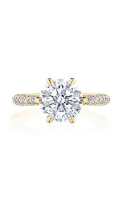 Tacori RoyalT Engagement ring HT2676RD85Y product image