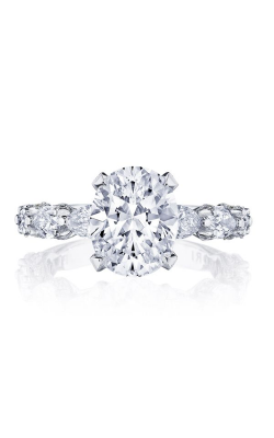 Tacori RoyalT engagement ring HT2666OV10X8 product image