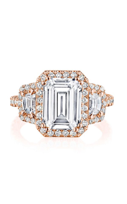 Tacori RoyalT Engagement ring HT2678EC10X75PK product image