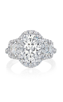 Tacori RoyalT Engagement ring HT2678OV11X8PK product image