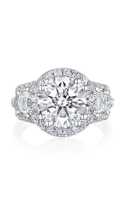 Tacori RoyalT engagement ring HT2678RD10 product image