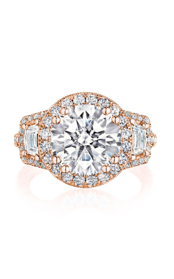 Tacori RoyalT Engagement ring HT2678RD10Y product image