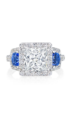 Tacori RoyalT Engagement ring HT2680PR8BS product image
