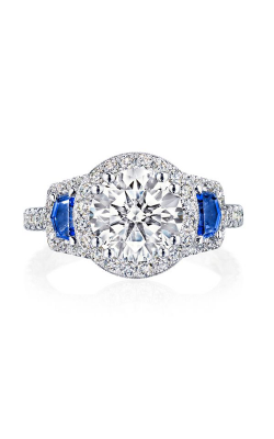 Tacori RoyalT Engagement ring HT2679RD85BS product image