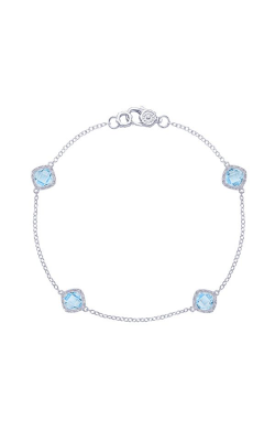 Tacori Crescent Embrace bracelet SB22802 product image