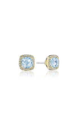 Tacori Crescent Crown Earrings SE244Y02 product image