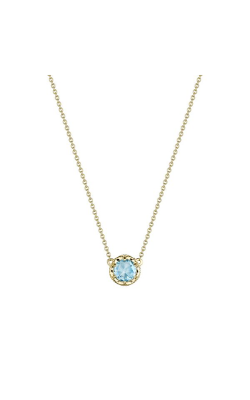 Tacori Crescent Crown Necklace SN23702FY product image