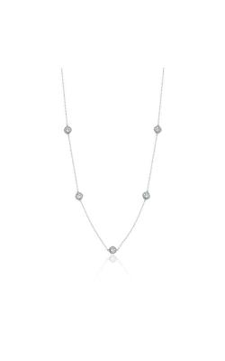 Tacori Crescent Embrace Necklace SN23912
