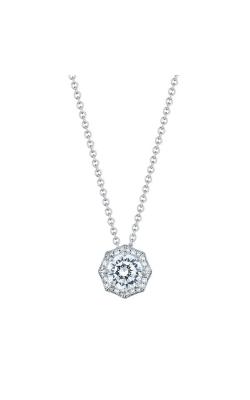 Tacori Diamond Jewelry FP804RD55PLT product image