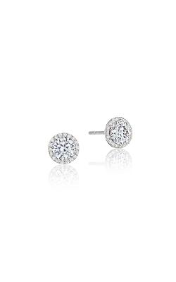 Tacori Bloom Diamond Stud Earrings FE67065Y