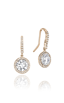 Tacori Diamond Jewelry Earrings FE6716PK product image