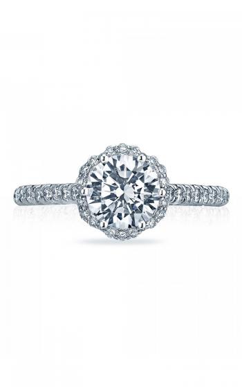 Tacori Petite Crescent Engagement ring HT2547RD7 product image