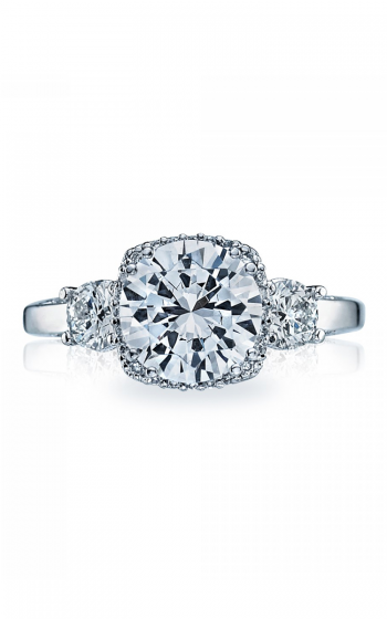 Tacori Dantela Engagement ring 2623RDLGPK product image