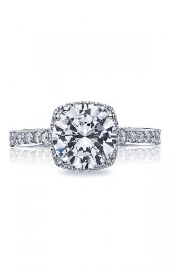 Tacori Dantela Engagement ring 2620RDLGPPK product image