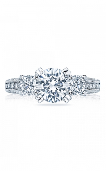 Tacori Classic Crescent Engagement ring HT232612X product image