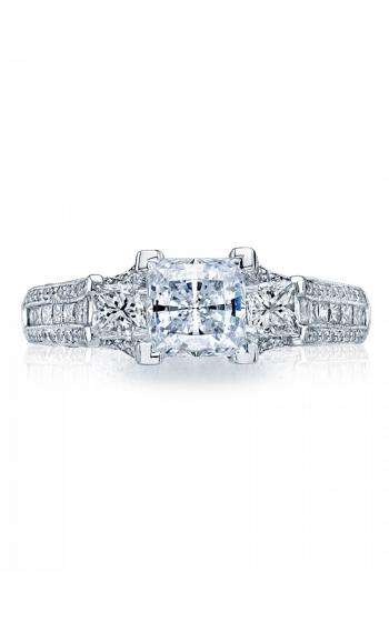 Tacori Classic Crescent Engagement ring HT2514PR612X product image