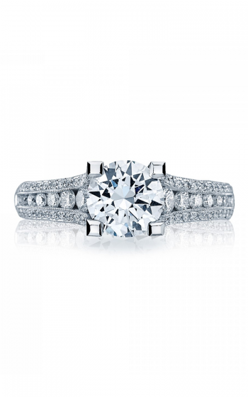 Tacori Classic Crescent Engagement ring HT2513RD7512XW product image