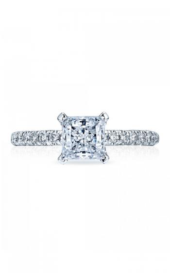 Tacori Petite Crescent Engagement ring HT2545PR6 product image