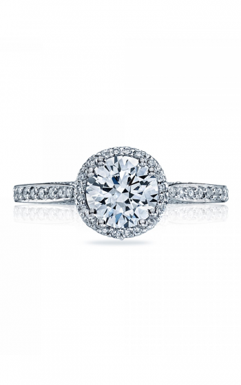 Tacori Dantela Engagement ring 2639RDP65PK product image