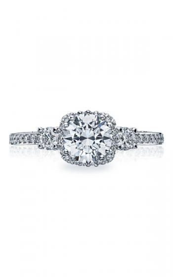 Tacori Dantela Engagement ring 2623RDSMPY product image