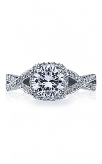 Tacori Dantela Engagement ring 2627RDMD product image