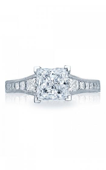 Tacori Reverse Crescent Engagement ring HT2510PR12XW product image