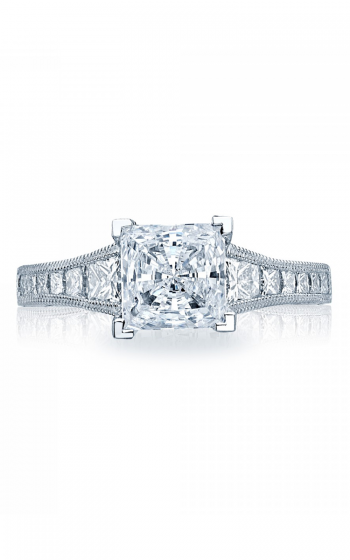 Tacori Reverse Crescent Engagement ring HT2510PR12X product image