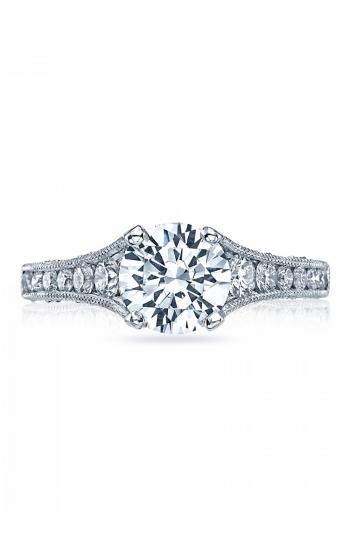 Tacori Reverse Crescent Engagement ring HT251012X product image