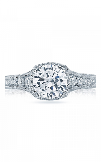 Tacori Reverse Crescent Engagement ring HT2515RD812X product image
