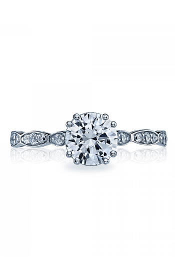Tacori Sculpted Crescent Engagement ring 57-2RD65Y product image