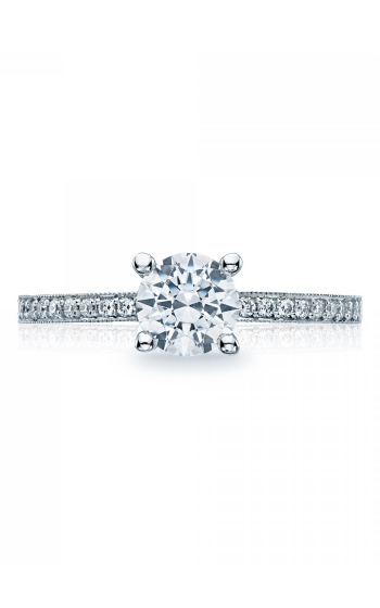 Tacori Sculpted Crescent Engagement ring 41-15RD6W product image