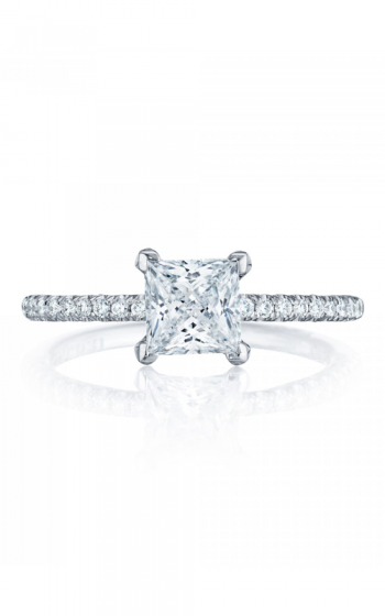 Tacori Petite Crescent Engagement ring HT254515PR6Y product image