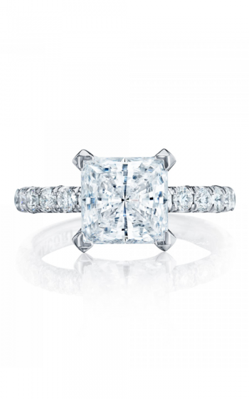 Tacori Petite Crescent Engagement ring HT254525RD8PK product image